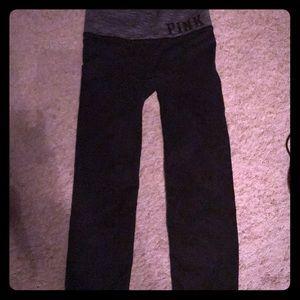 Victoria's Secret crop leggings